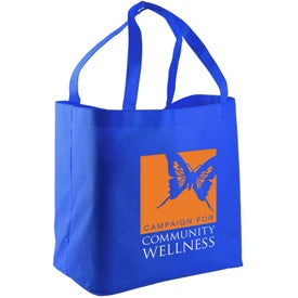 The Shopper Shopping Tote Bag with Your Logo