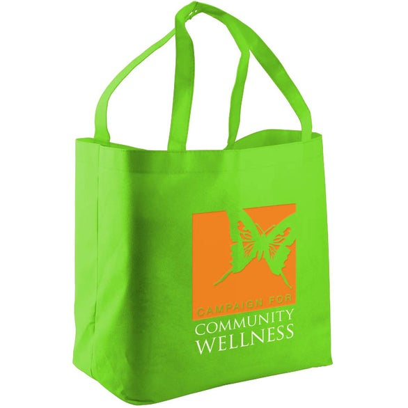 The Shopper Shopping Tote Bag