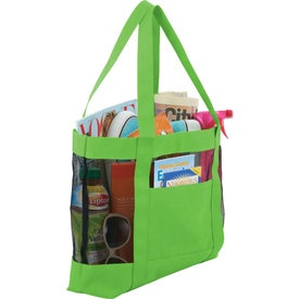 The Surfside Mesh Tote Bag for Your Church