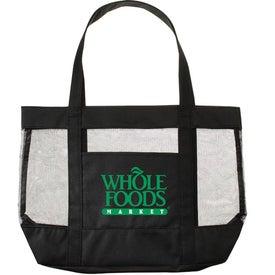 The Surfside Mesh Tote Bag