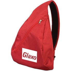 The Target Shoulder Tote with Your Logo