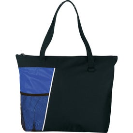 Custom The Touch Base Meeting Tote