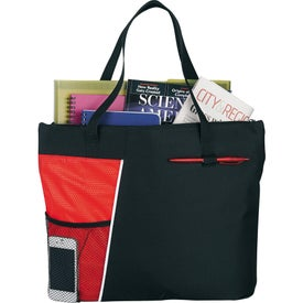 Branded The Touch Base Meeting Tote