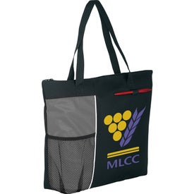 The Touch Base Meeting Tote for Advertising