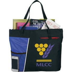 Promotional The Touch Base Meeting Tote