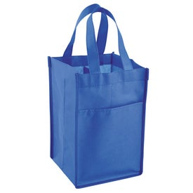 Advertising Vino Tote Bag