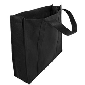 Custom Recycled Non-Woven Convention Tote