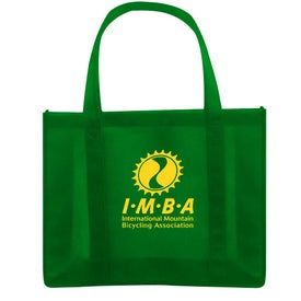 Promotional Recycled Non-Woven Convention Tote