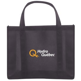 Recycled Non-Woven Convention Tote with Your Logo