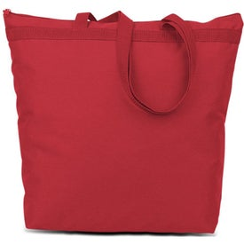 The Funk Large Tote Bag Imprinted with Your Logo