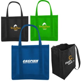 Recycled Non-Woven Shopper Bag