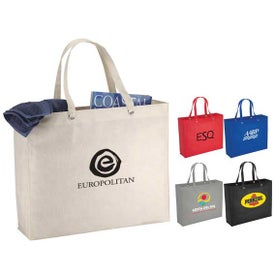The Oak Tote Bag for Advertising
