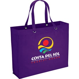 The Oak Tote Bag with Your Logo
