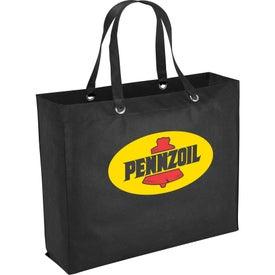 Oak Non-Woven Shopper Tote Bag