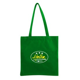 Recycled Non-Woven Trade Show Bag Printed with Your Logo