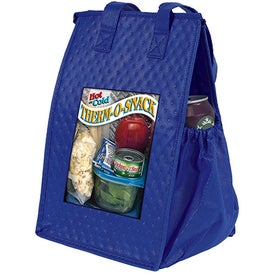 Therm-O-Snack Bag (Full Color Logo)
