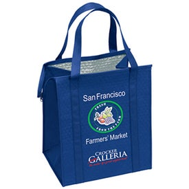 Therm-O-Tote Bag (Full Color Logo)