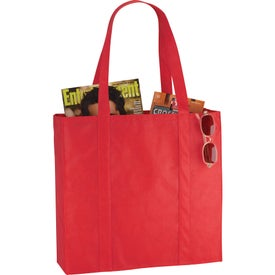 The Willow Tote Bag with Your Slogan