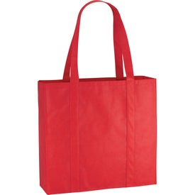 Logo The Willow Tote Bag