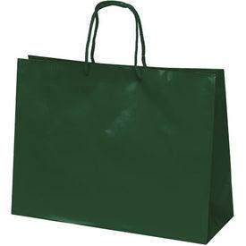 Logo Tiara Gloss Eurotote Bag