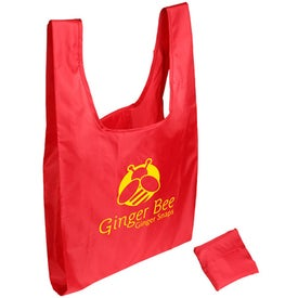 Tide Twister Folding Tote Bag for Your Church