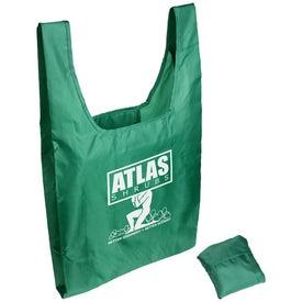Tide Twister Folding Tote Bag for Marketing
