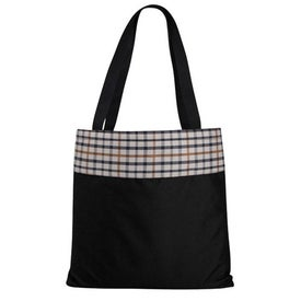 Tip Top Tote with Your Slogan