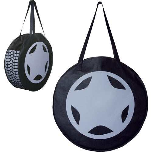 RallyTotes Tire Tote Bag