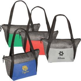 Tonal Non-Woven Cooler Tote Bag