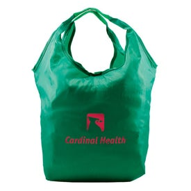 Tootsie Roll Up Tote Bag with Your Slogan