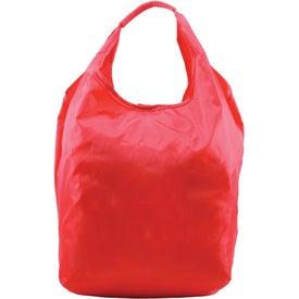 Custom Tootsie Roll Up Tote Bag