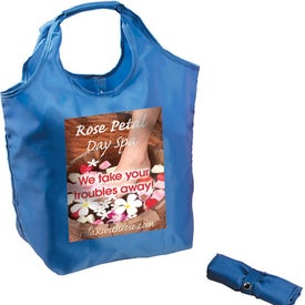 Tootsie Roll-up Tote Bag (Digitally Printed)