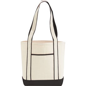 Top Sail Cotton Boat Tote for Your Church