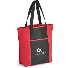Printed Torrance Tote Bag