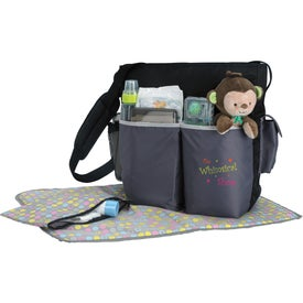 Promotional Tot Diaper Bag