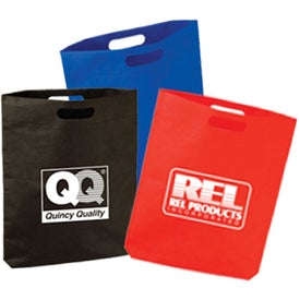 Tote Bags with Diecut Handle