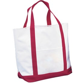 Personalized Tote Bag with PVC Backing