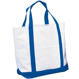 Customized Tote Bag with PVC Backing