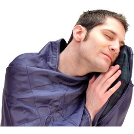 Logo Tote N Go Blanket