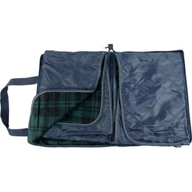 Tote N Go Blanket Printed with Your Logo