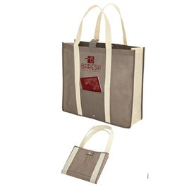 Recyclable Tote Bag Printed with Your Logo