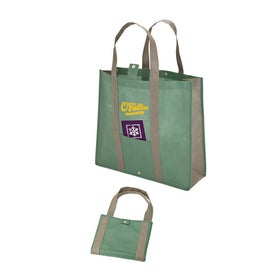 Advertising Recyclable Tote Bag