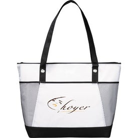 Townsend Meeting Tote Imprinted with Your Logo