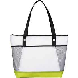 Personalized Townsend Meeting Tote