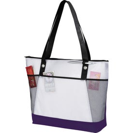 Townsend Meeting Tote Printed with Your Logo