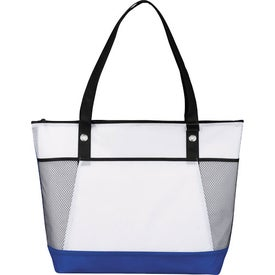 Imprinted Townsend Meeting Tote