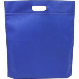 Die Cut Handle Tradeshow Nonwoven Tote for Customization