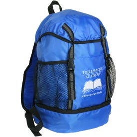 Trail Loop Drawstring Backpack for Your Church