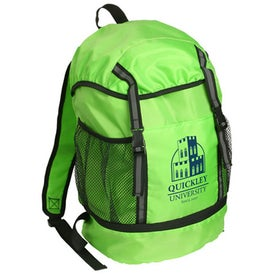 Trail Loop Drawstring Backpack with Your Logo