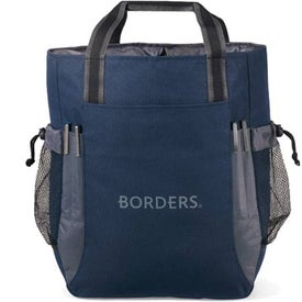 Imprinted Transitions Backpack Tote